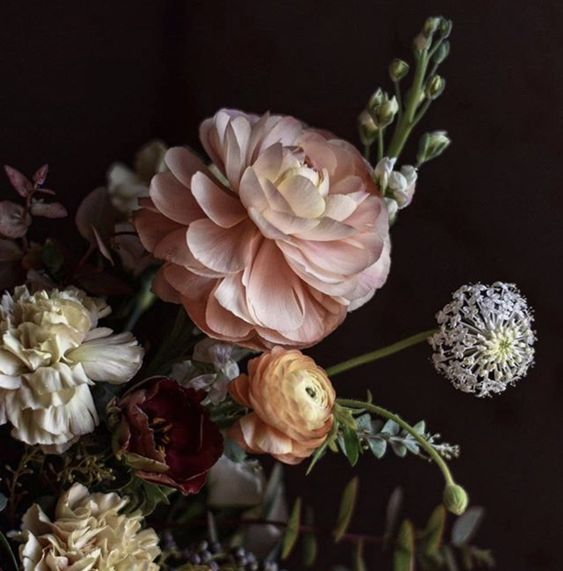 Flower Arrangement by Ingrid Carozzi | Tin Can Studios, Brooklyn