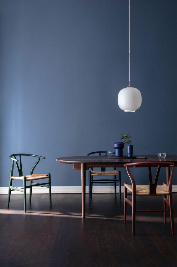 Wishbone Chair by Hans Wegner In Anniversary Colors | For Carl Hansen & Son Celebrating 110 Years