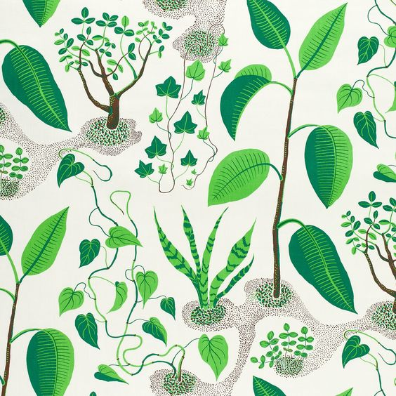 Josef Frank Textile Window | Svenskt Tenn