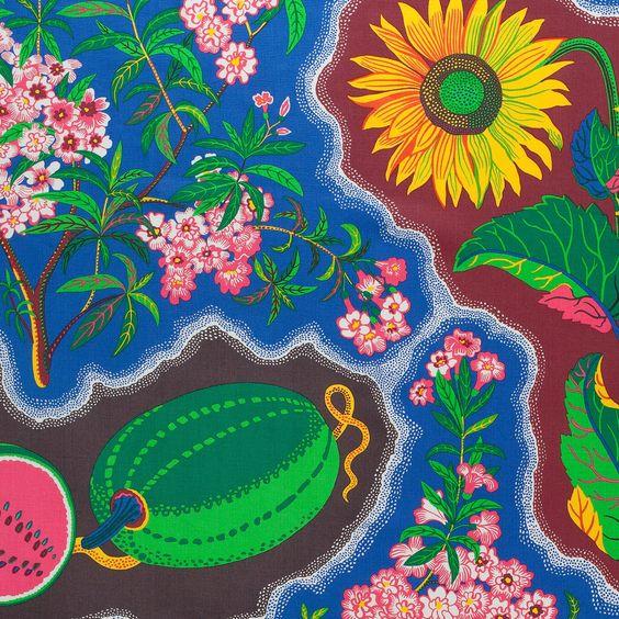 Josef Frank Textile Dixieland | Svenskt Tenn