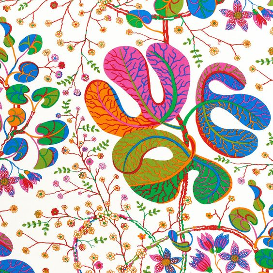 Josef Frank Textile Teheran | Svenskt Tenn