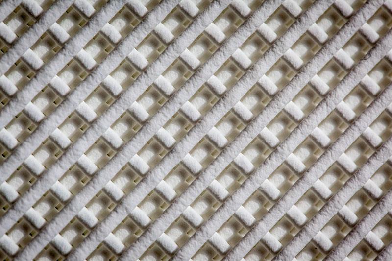 Matrix(矩阵过滤器)通过特别的制造工艺体现了产品的工程结构,并已经用于高温金属过滤