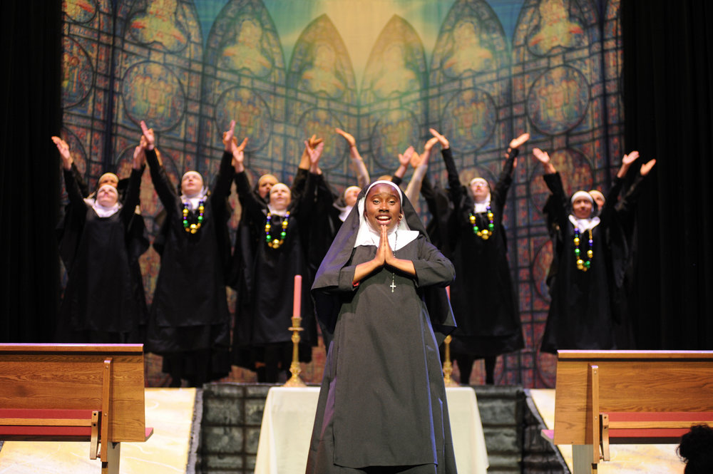 Sister Act | Summer Theater Project 2018