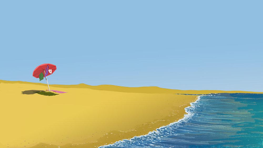 Speed Painting [26] 15/04/2018: I'll be back/Torno subito