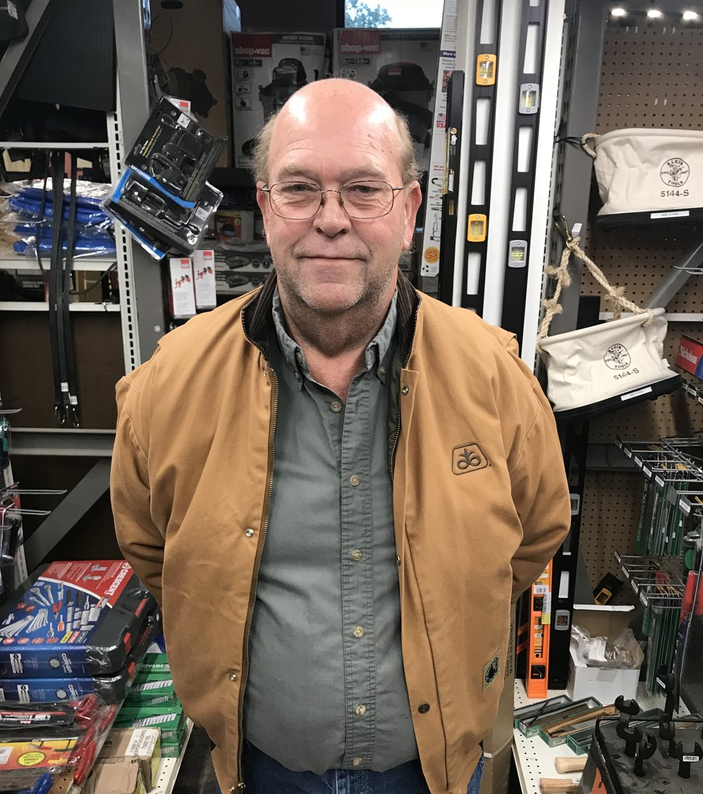 "JEFF MATTINGLY - SALES- BALDWIN AND SURROUNDING COUNTIES ""I'm Jeff, I am 57 years old. I grew up in Baldwin County and have worked at Coastal for 1 year. I enjoy the family atmosphere and meeting new people. Outside of work I enjoy hunting. If you have any questions, or need a quote I'll be happy to help."" jeff@coastalindsupply.com"