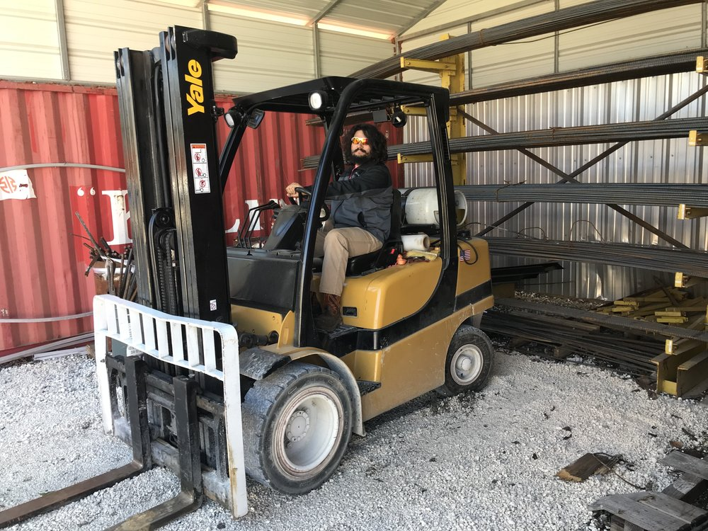 KYLE OSBORNE - SALES SUPPORT AND FABRICATION TECHNICIANI'm Kyle and I am 26 years old. I've lived in Baldwin County my whole life. I've worked for Coastal for a little over a year delivering orders to our clients and I recently got my welding certification. Outside of work I enjoy playing tennis.