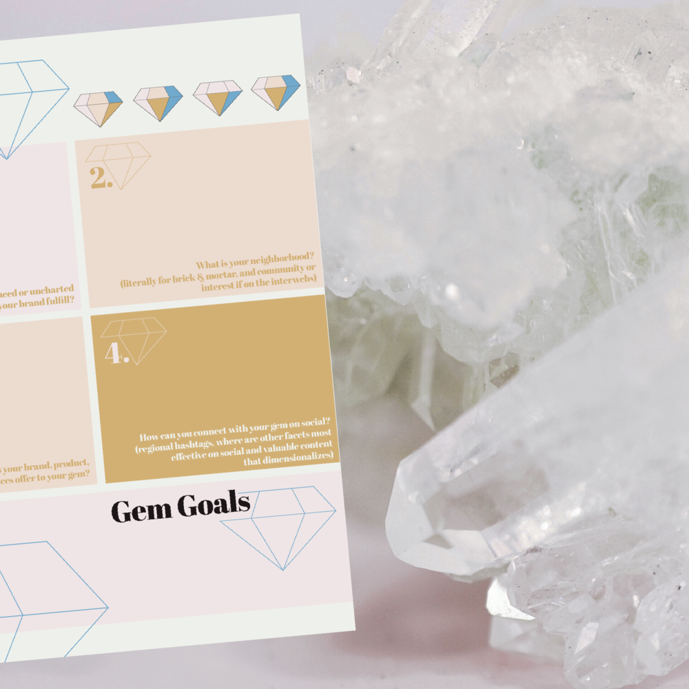 Gemology Download | Know Your Gems | Seed Design Consultancy