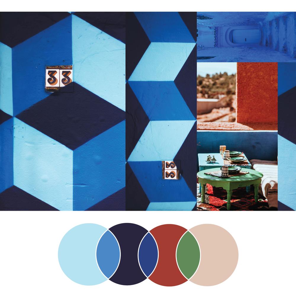 Epicly Short | Seed Design Consultancy | color palette scheme
