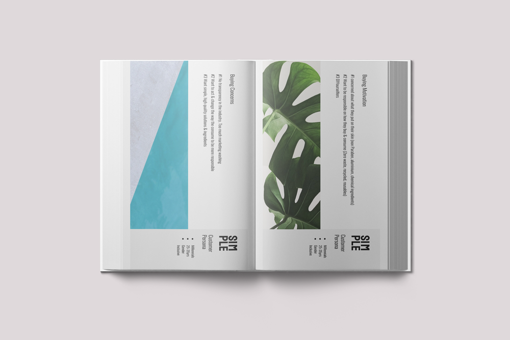 The Simple Company Branding | Seed Design Consultancy