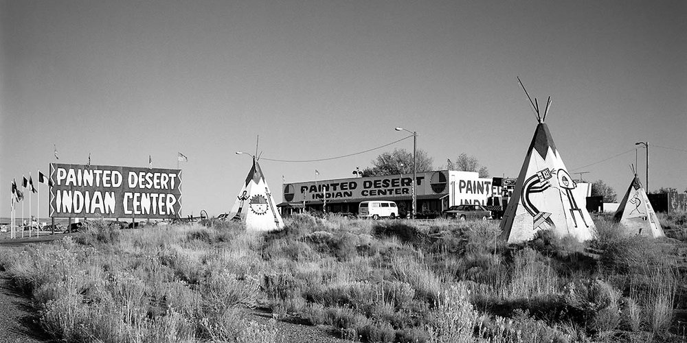 Painted Desert Indian Center