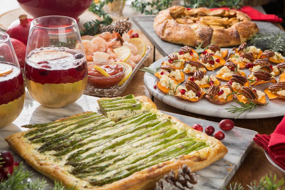 Holiday Feast (Door to Door Organics)