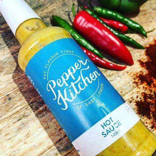 Pepper Kitchen - Putting Flavour First