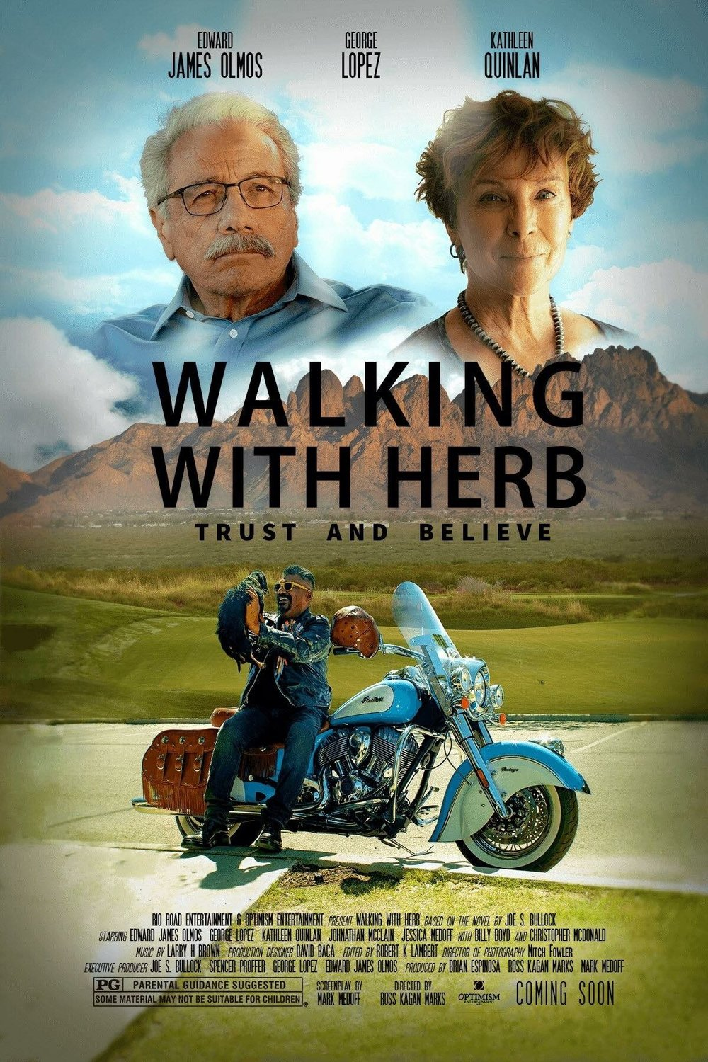 Walking with Herb promotional poster