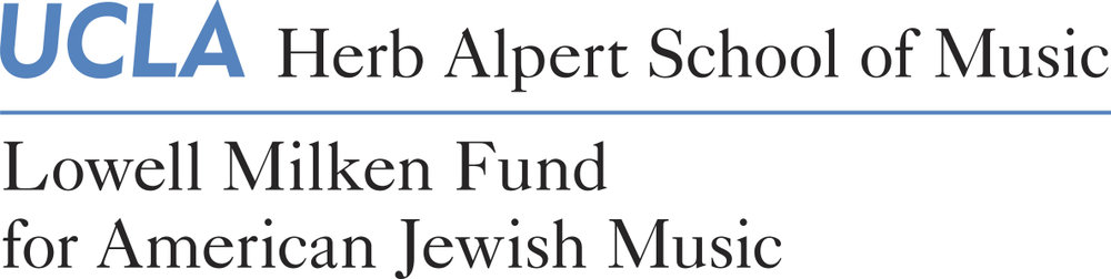 Herb Alpert School of music, lowell milken fund for american jewish music - The Lowell Milken Fund for American Jewish Music was established in 2017 to advance the field. Building upon the work of the Milken Archive of Jewish Music (founded in 1990), which is a collection of recordings, scores and historical materials that document the Jewish experience in America over the past 350 years, the fund serves as an academic partner to the archive. Its mission is to accelerate knowledge of and advocate for the field of American Jewish music by contributing to research, scholarship and programs in the field at the undergraduate, graduate and faculty levels. It is equally committed to engage new people with this wonderfully rich musical heritage by presenting free performances and symposia in the community.