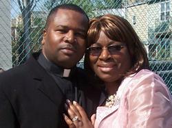 Assistant Pastor Rev. Junior Demetrius