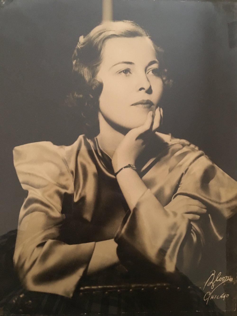 Grace Dunham Bates