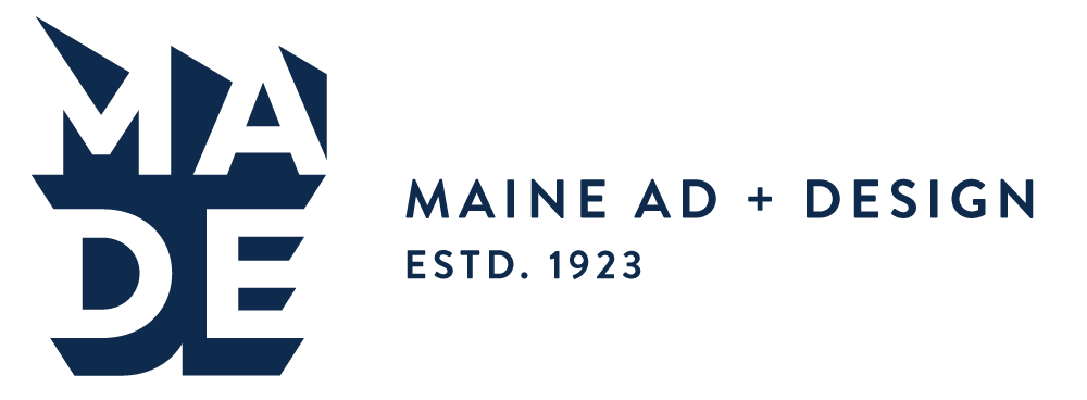 Maine Ad + Design