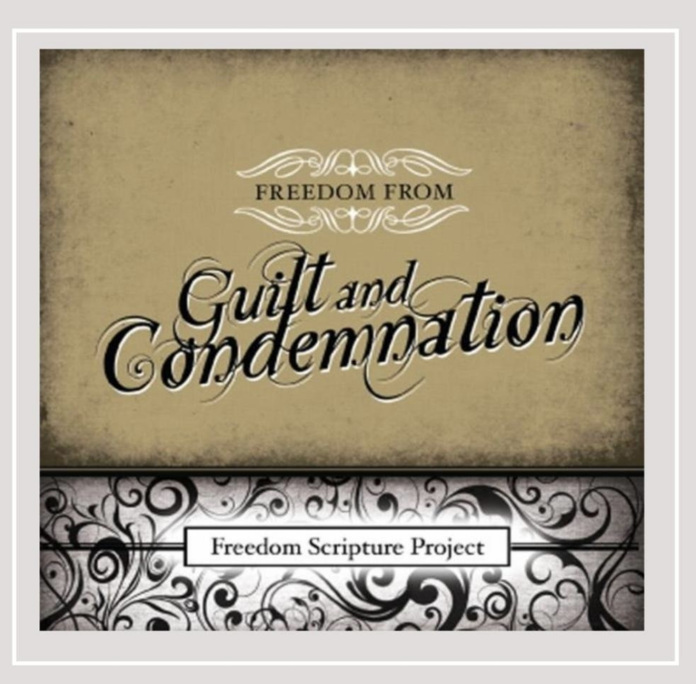 Freedom from Guilt and Condemnation - Audio CD
