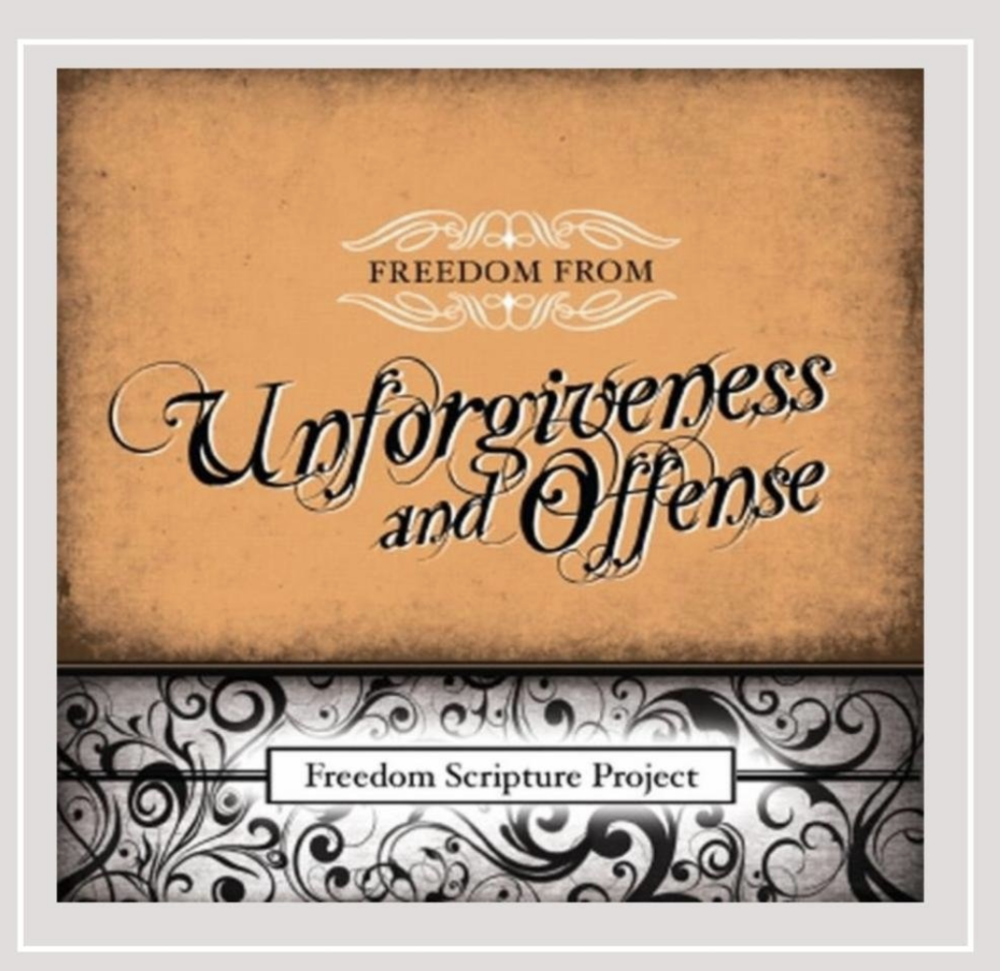 Freedom from Unforgiveness and Offense - Audio CD
