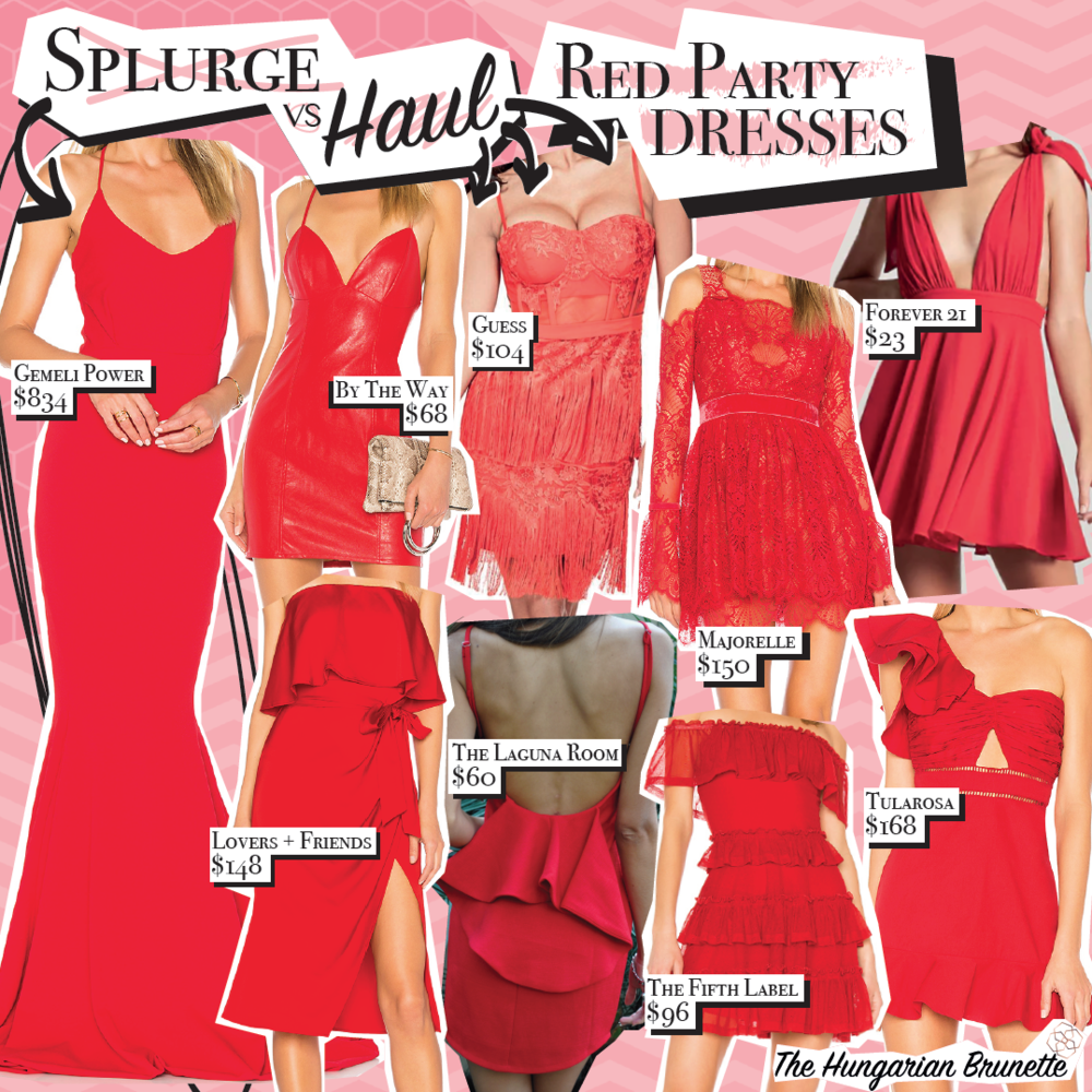 The-Hungarian-Brunette-Splurge-VS-Haul-Red-Party-Dresses.png