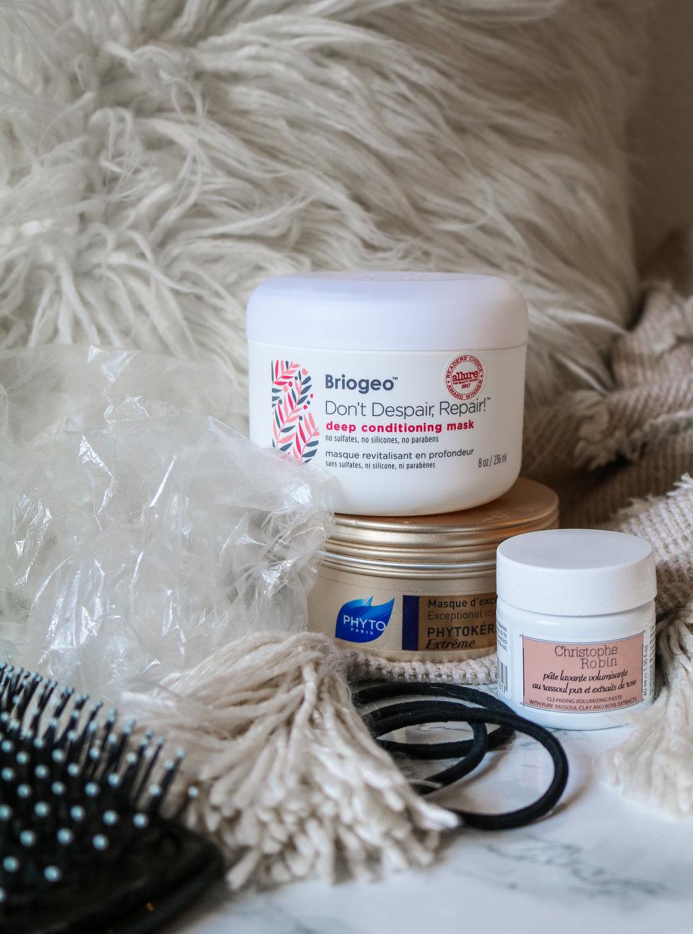 The Hungarian Brunette hair hack- hair mask (1 of 1).jpg