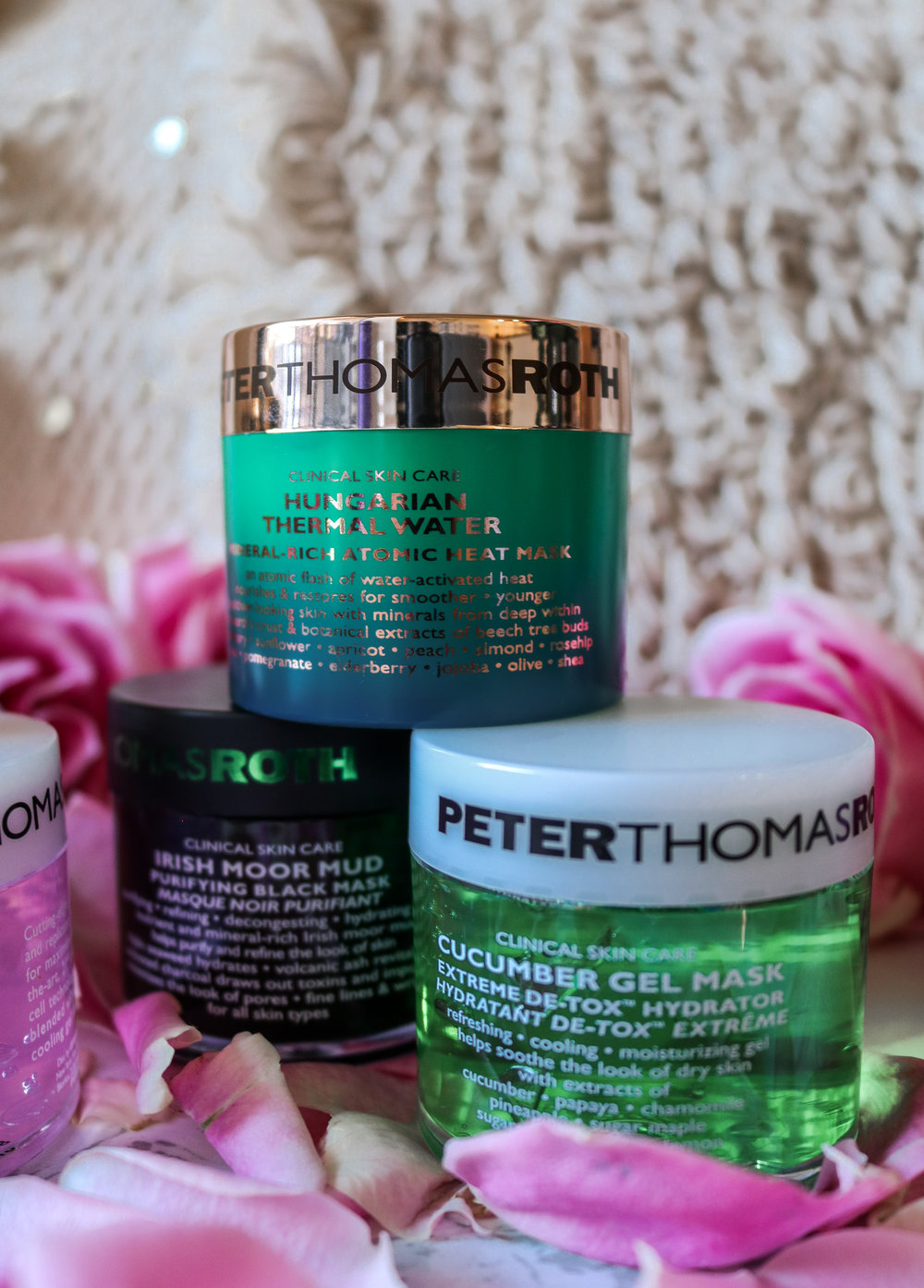 The Hungarian Brunette Peter Thomas Roth mask frenzy review