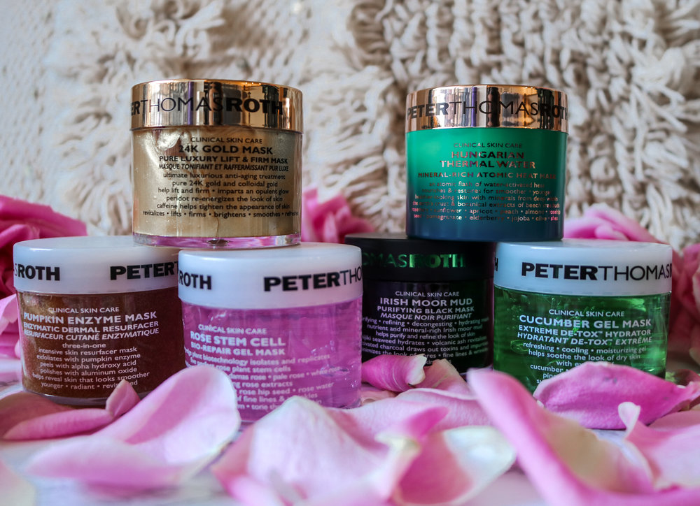 The Hungarian Brunette  Peter Thomas Roth Mask Frenzy