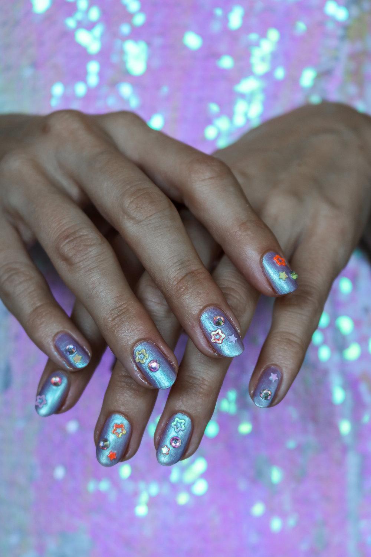 The Hungarian Brunette starry night nail art (7 of 7).jpg