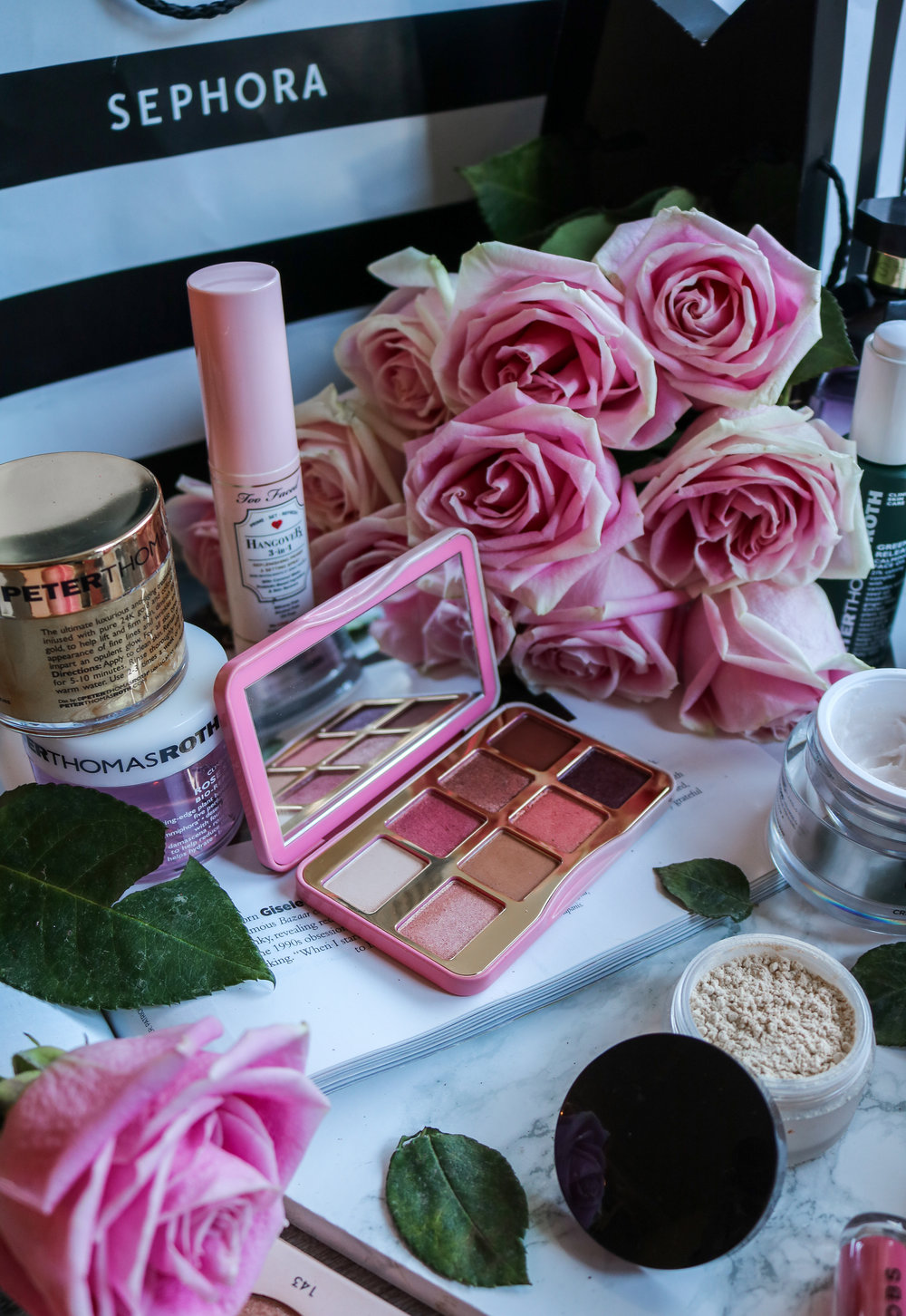 The Hungarian Brunette - Shopping at Sephora, my tips and tricks to get the best bang for your buck