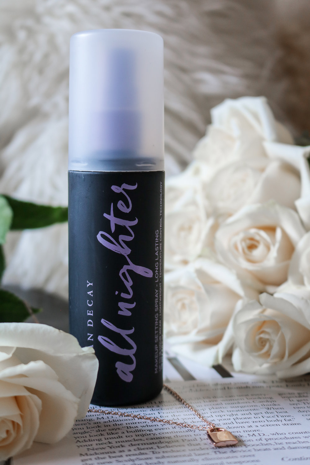 The Hungarian Brunette Urban Decay All nighter makeup setting spray review (1 of 1).jpg