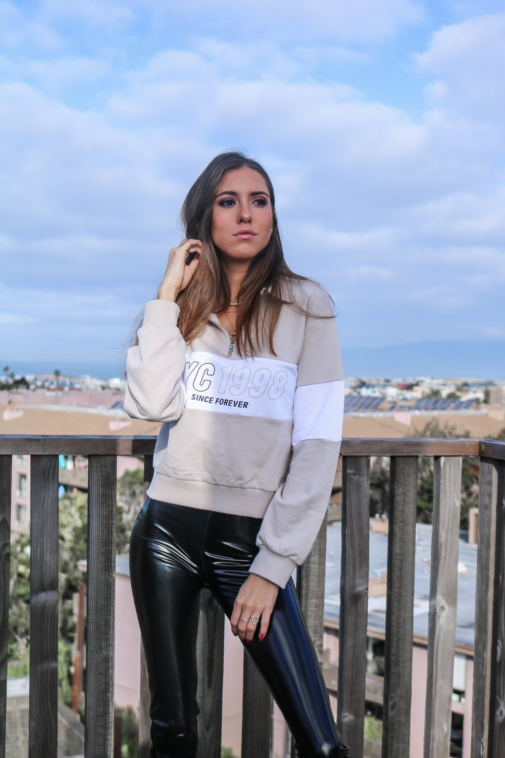 The Hungarian Brunette my favourite sporty sweatshirts of the season
