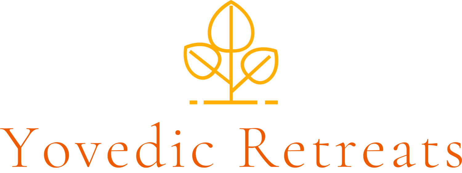 Yovedic Retreats