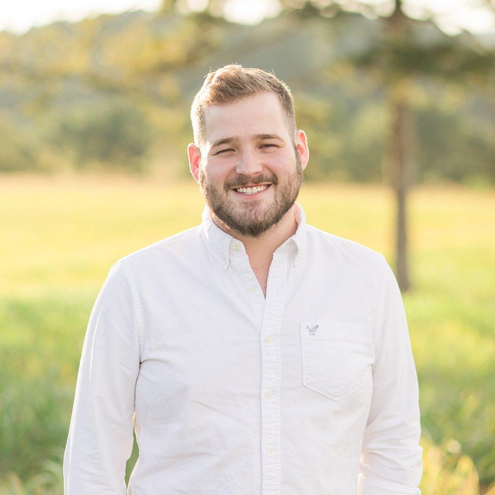 David Robbins //  Worship Pastor