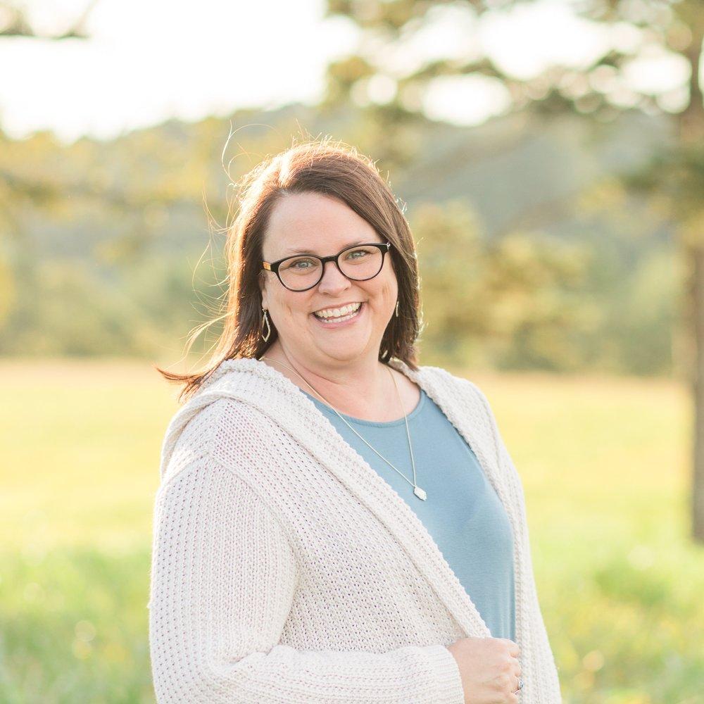 Stephanie Scott //  Dir. of Redeemer Kids