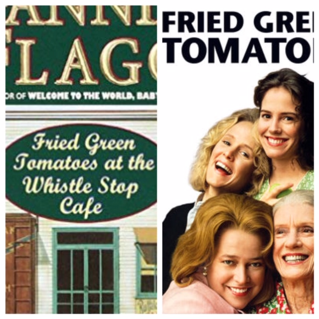 Fried Green Tomatoes! — Pages and Popcorn Podcast