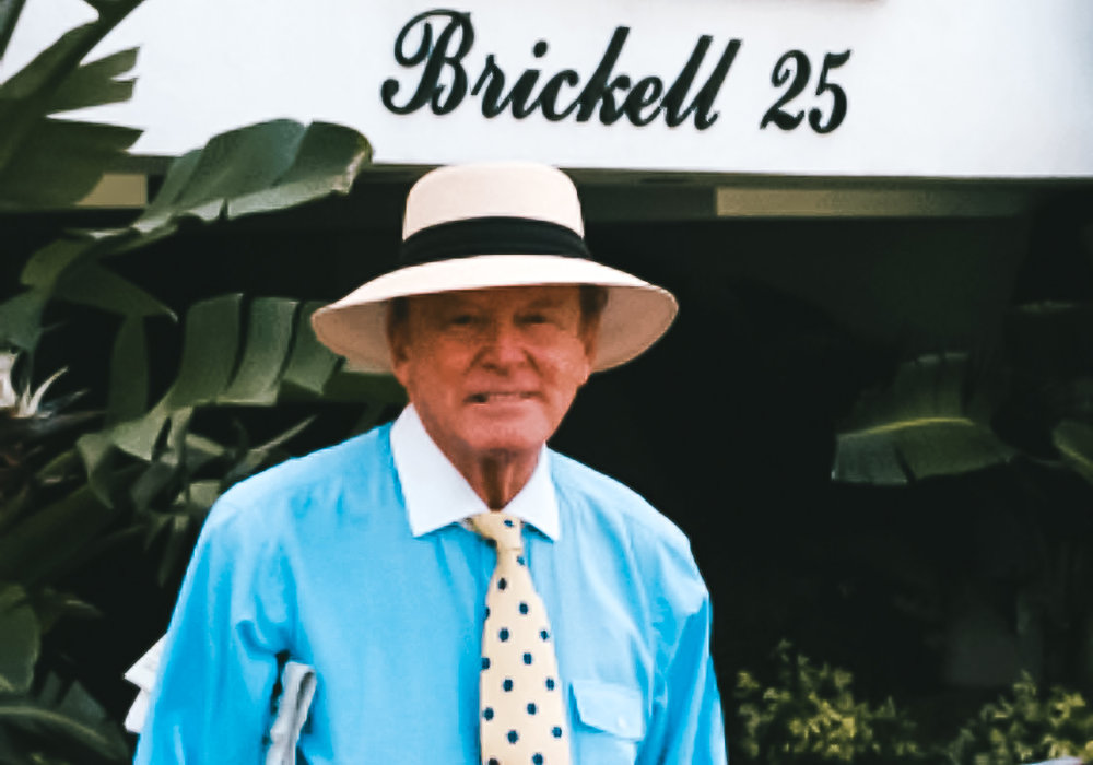 In memory of Tory Jacobs - Founder of Brickell Homeowners Association