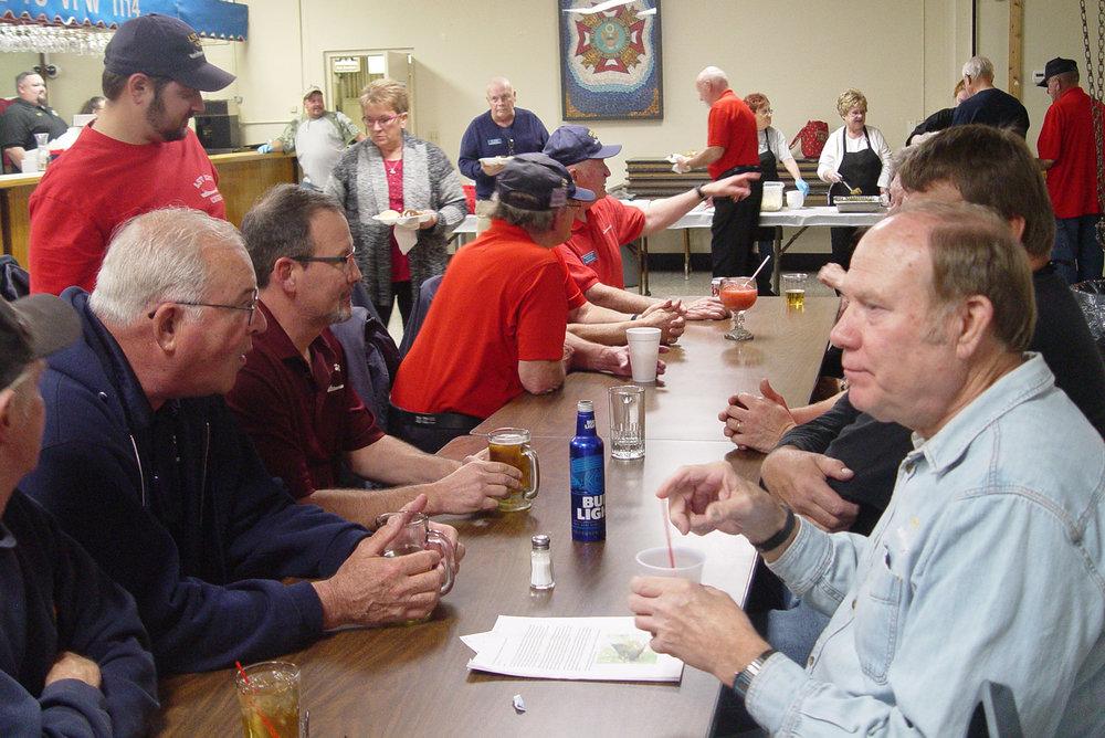 Volunteer Appreciation Dinner 2016