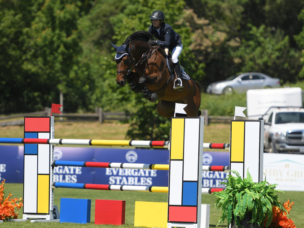Sayre Happy and Turner St. Ghyvan Z at Thunderbird, Langley CSI 2*