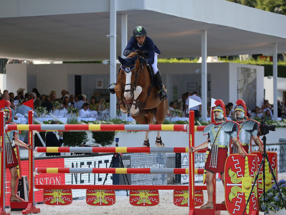 Yuri Mansur and Inferno at GCL Rome. Photo by Stefano Grasso.