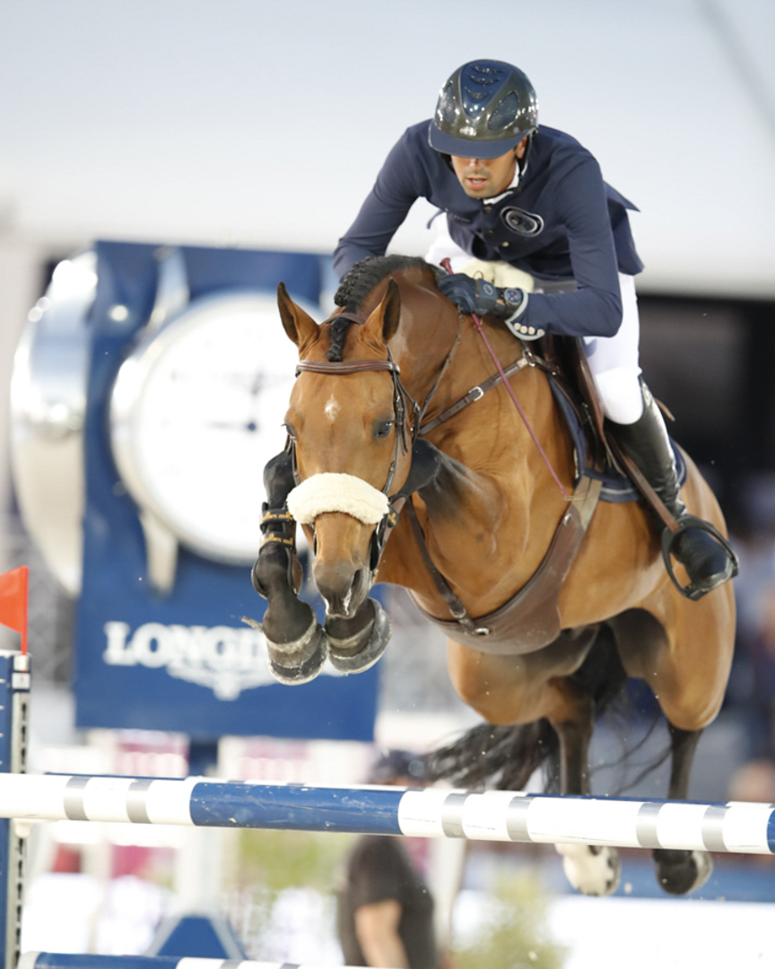 Nayel Nassar and Lordan at GCL Cannes. Photo by Stefano Grasso.