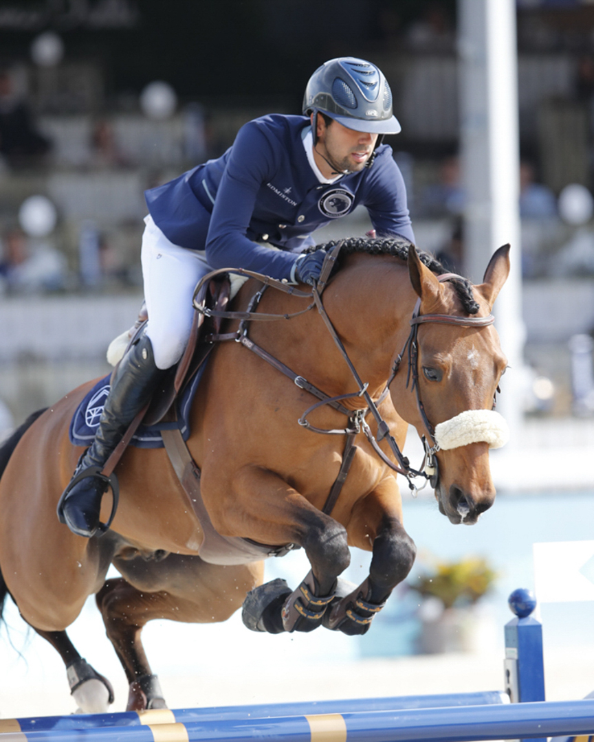 Nayel Nassar and Lordan at GCL Shanghai. Photo by Stefano Grasso.