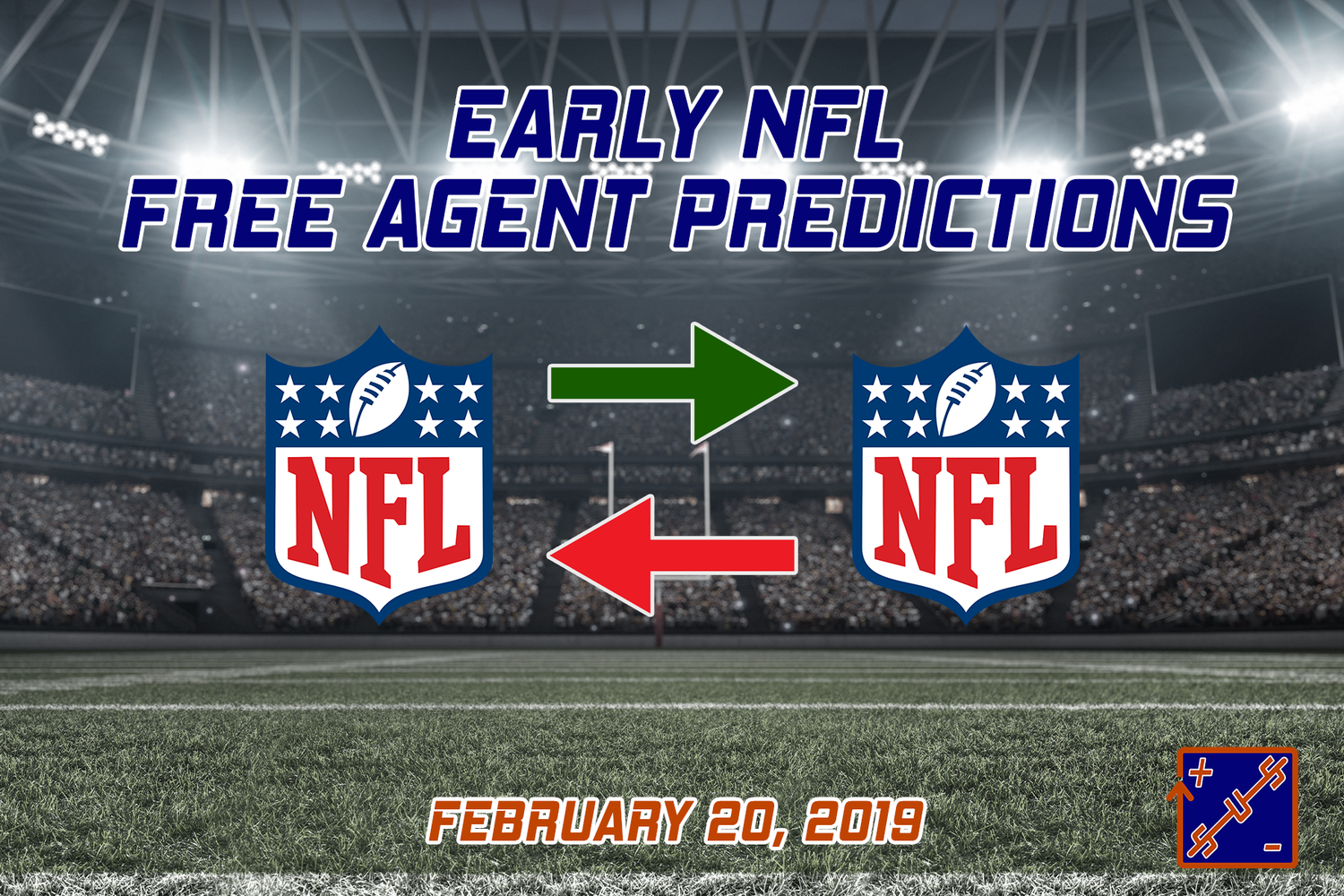 Early NFL Free Agent Predictions — Straight Up Sports