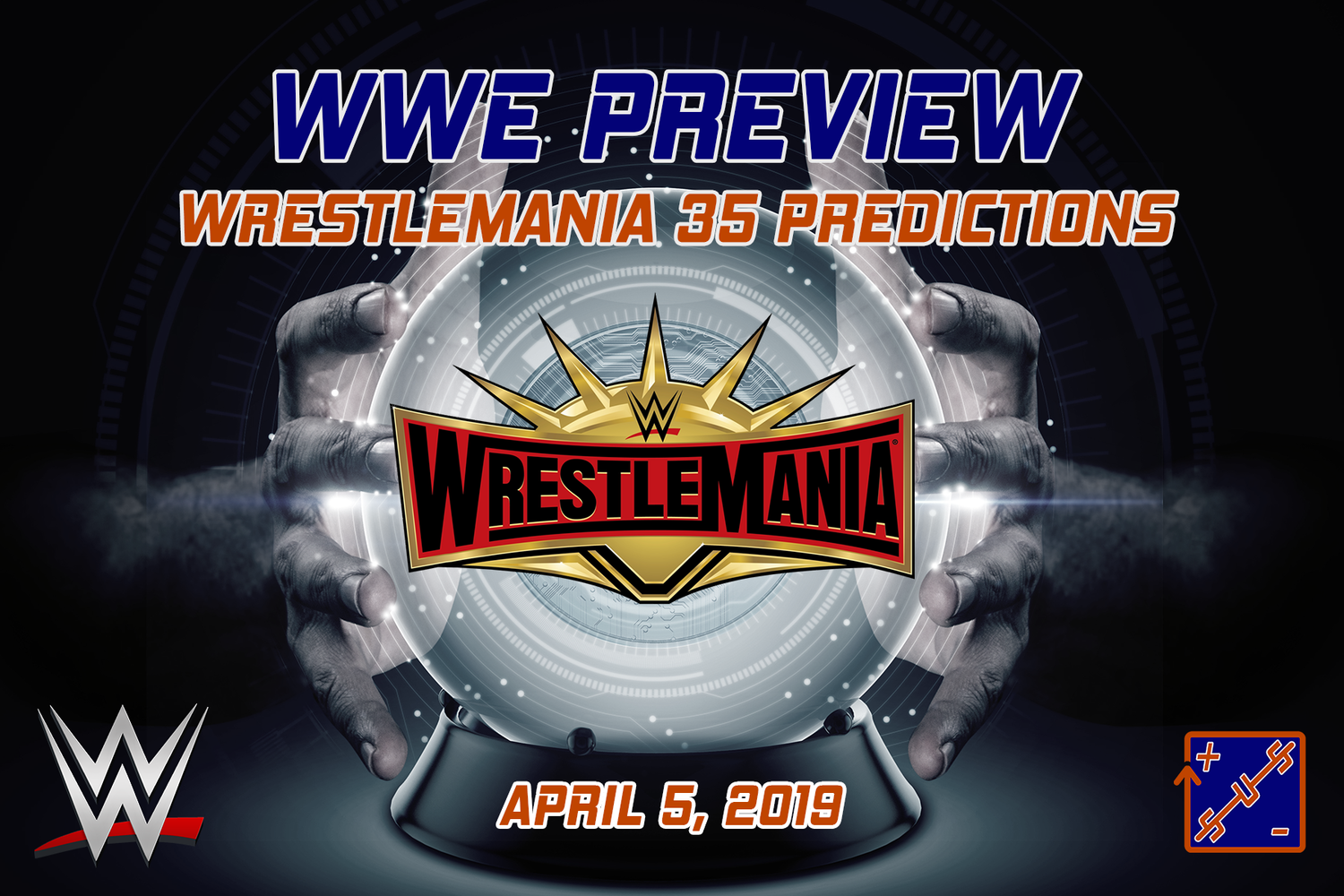 WWE Preview: Wrestlemania 35 Predictions — Straight Up Sports