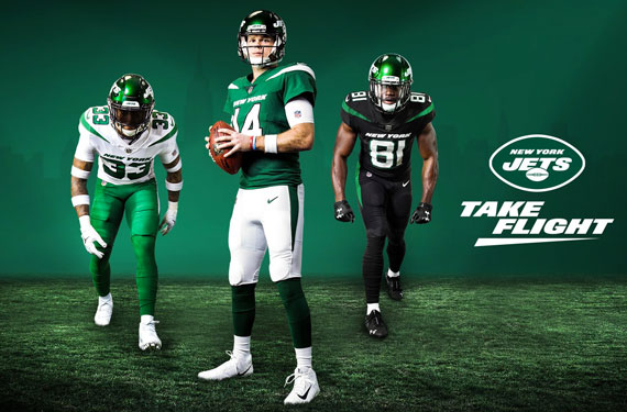 Jets New Unis