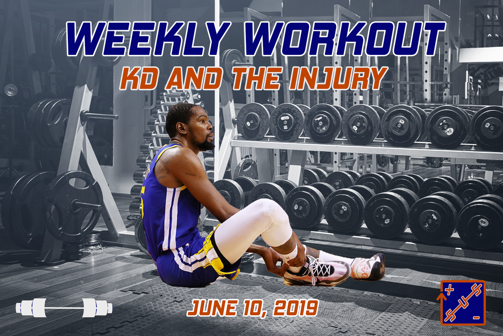KD and the Injury — Straight Up Sports