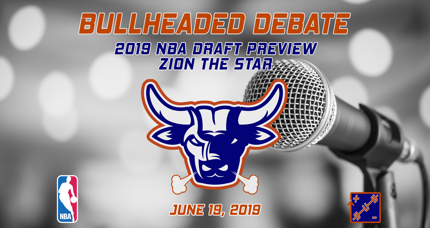 2019 NBA Draft Preview: Zion the Star — Straight Up Sports