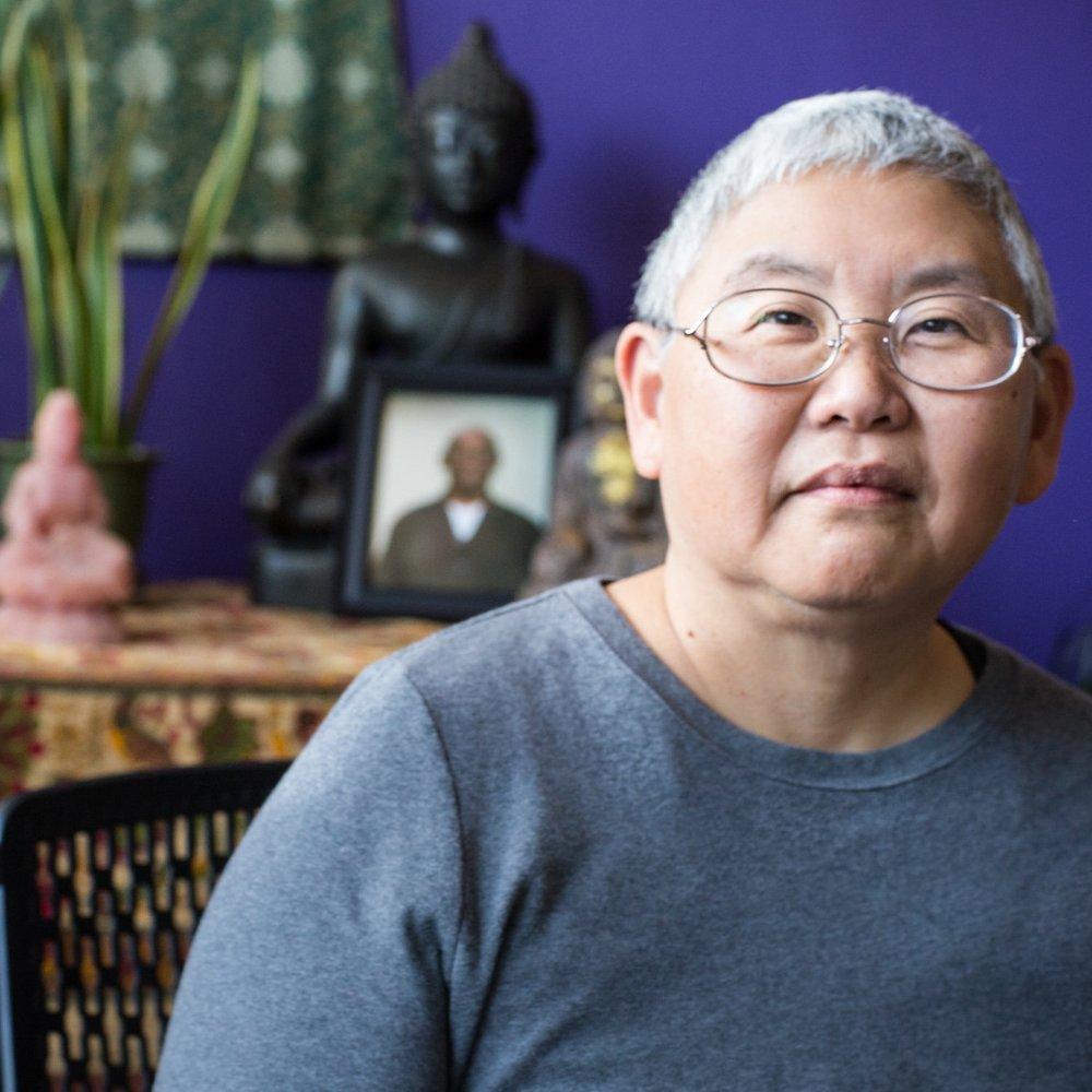 Mushim Patricia Ikeda