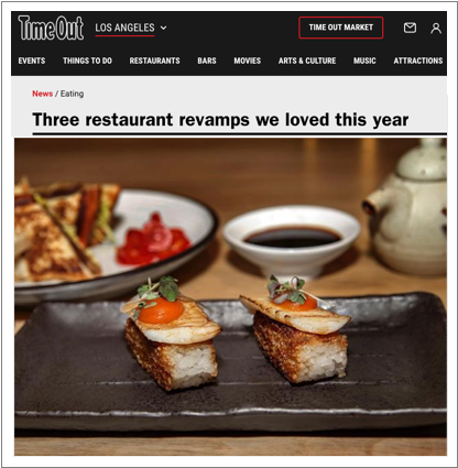 Three restaurant revamps we loved this year -