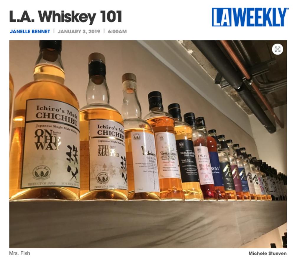 L.A. Whiskey 101 -