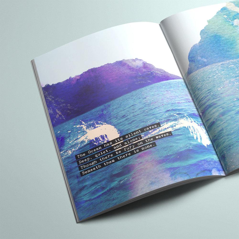 Watercolor textures. -